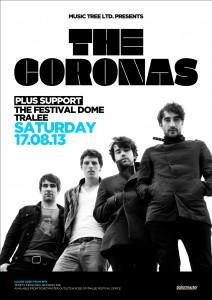 Coronas Poster