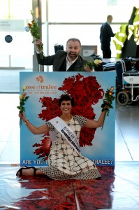Rose of Tralee search for Rose 8