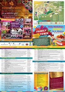 Festival street brochure 2015